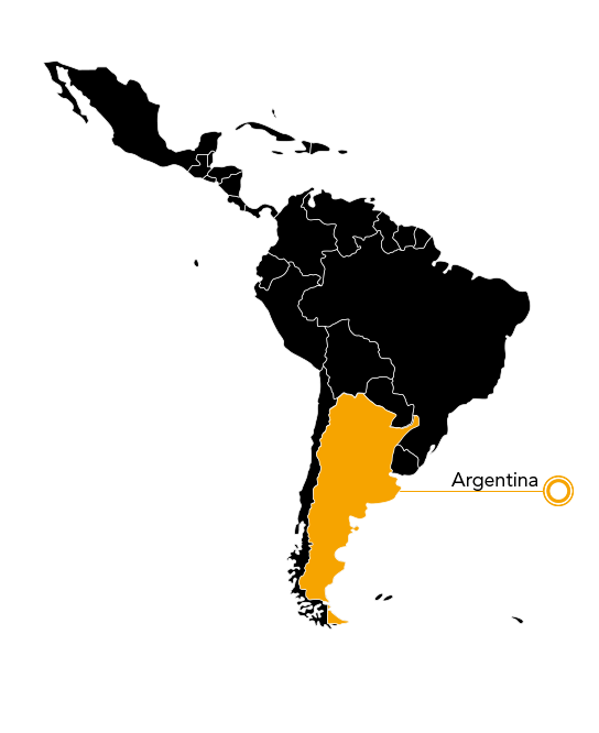 Andean Cat map
