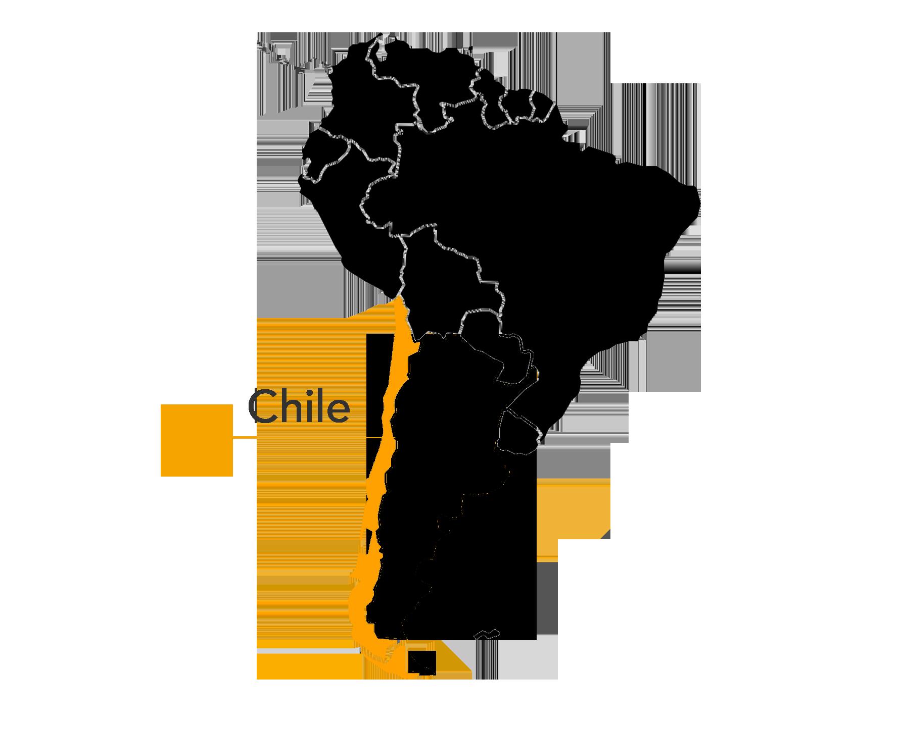 Huemul map