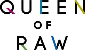 Queen of Raw logo