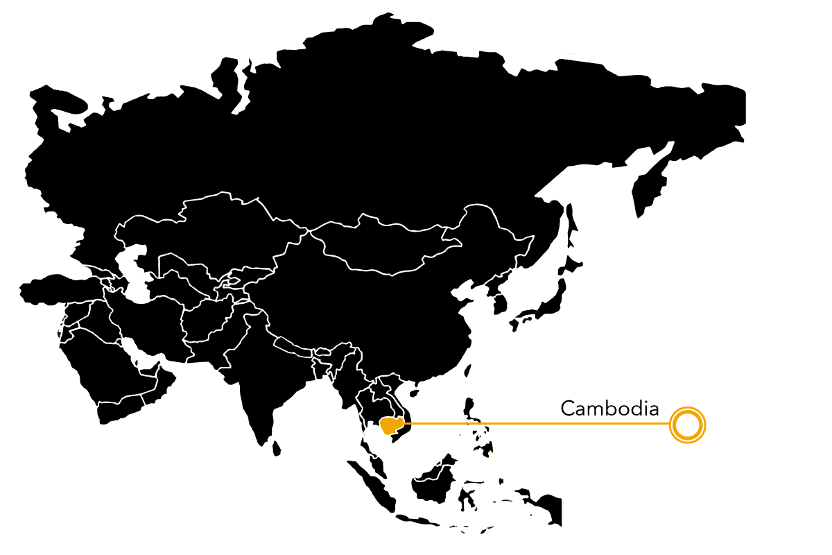 Giant Ibis map