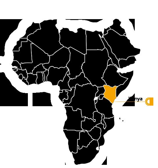 Black Rhino map