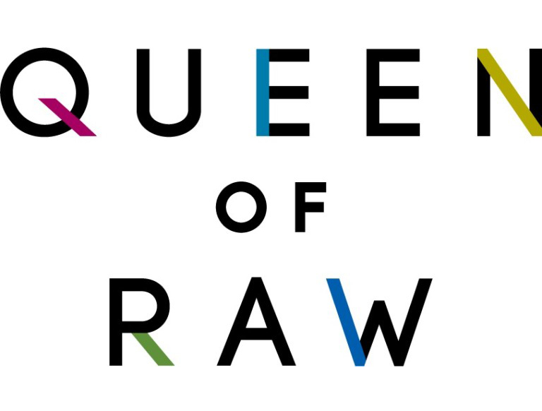 Queen of Raw logo