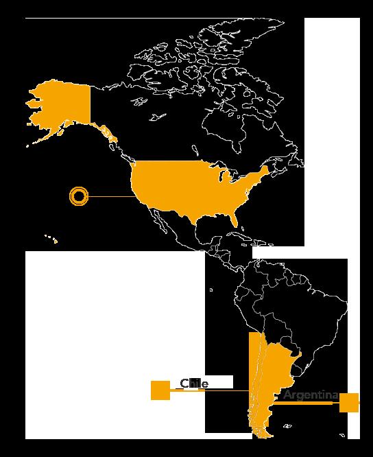 Puma map