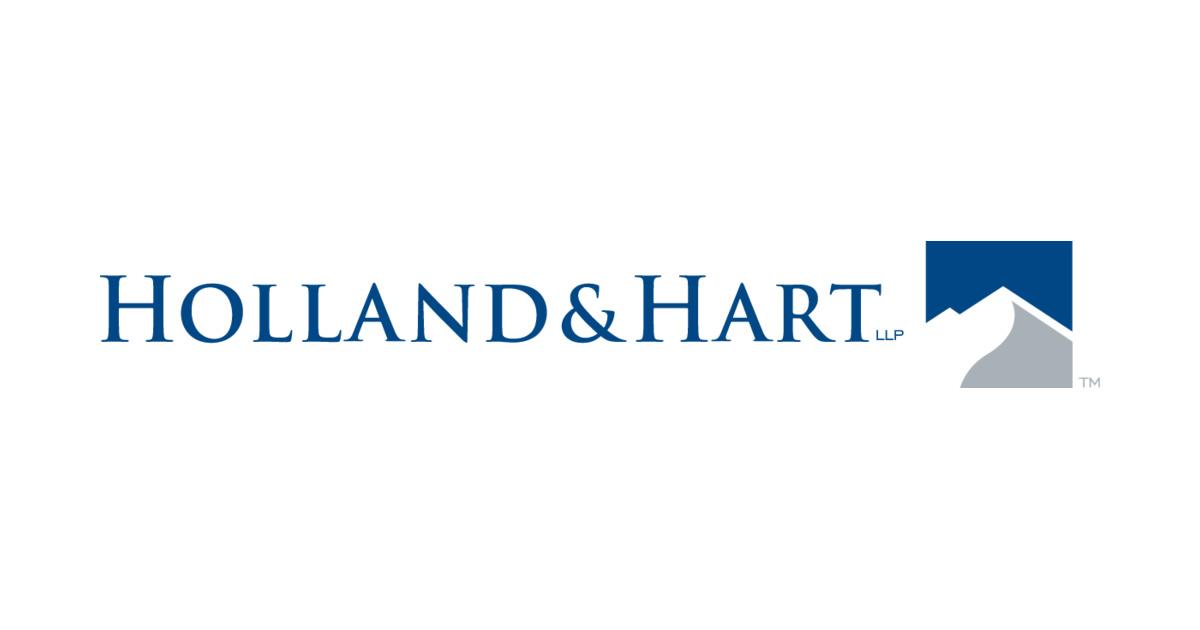 Holland and Hart Logo