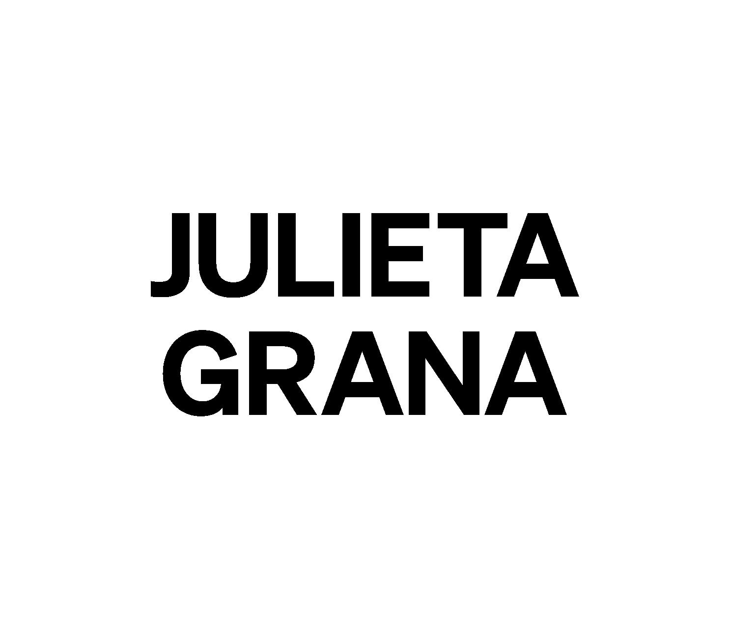 Julieta Grana Logo